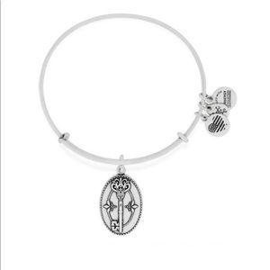 [Alex & Ani] Key to Life Charm Bracelet Bangle